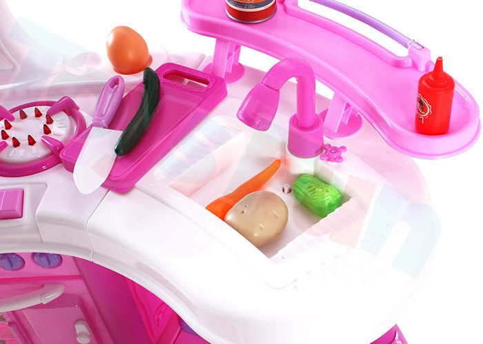 Dziecięca Kuchnia Kran Z Wodą Akcesoria Sklep Online Toysfunpl