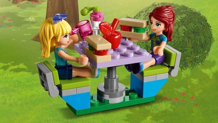 Lego Friends Samochód Kempingowy Mii Sklep Online Toysfunpl