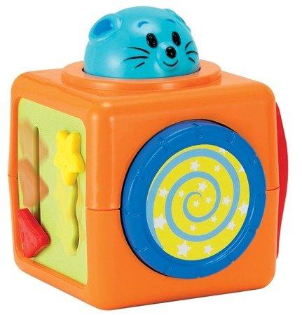 Smily Play (0613A): Wieża z Klocków