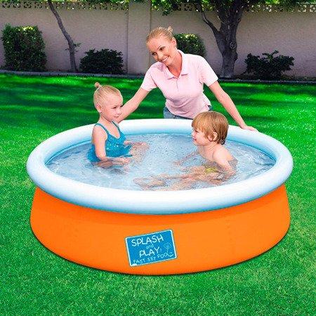 Bestway (57241): Rozporowy basen ogrodowy dla dzieci
