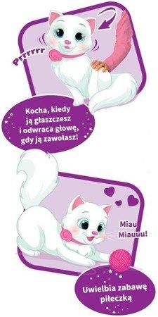 Bianca: kotek interaktywny
