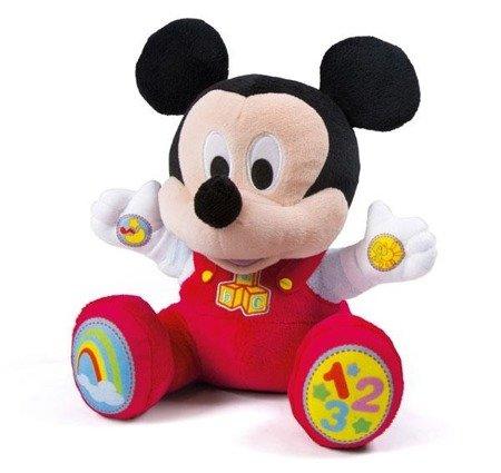 Clementoni Maskotka interaktywna ucząca Myszka Miki