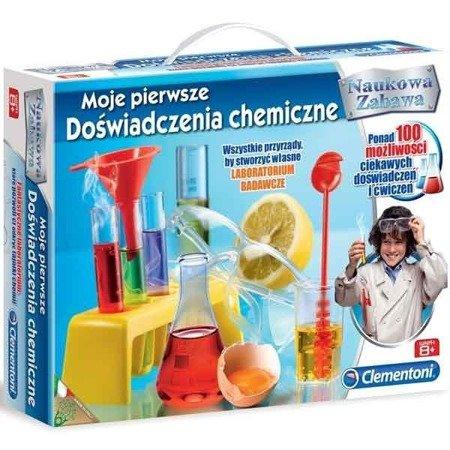 Clementoni: Moje Pierwsze Doświadczenia Chemiczne