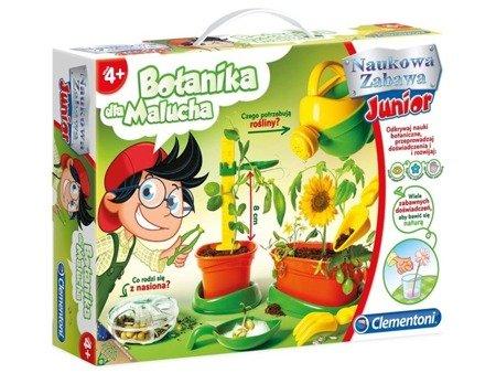 Clementoni Zabawa naukowa Botanika dla malucha