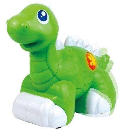 Dumel (42207): Wędrujący Dino - niebieski i zielony