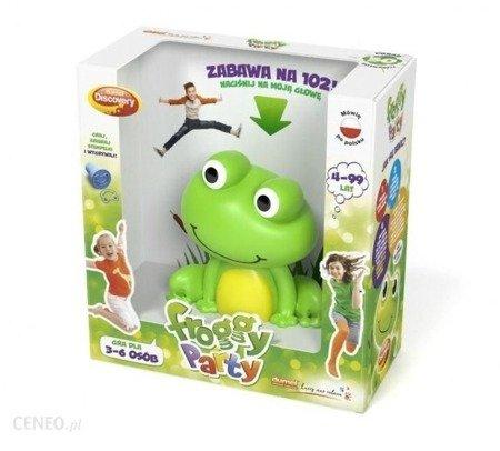 Dumel (61645): Zabawowa Żabka Froggy Party