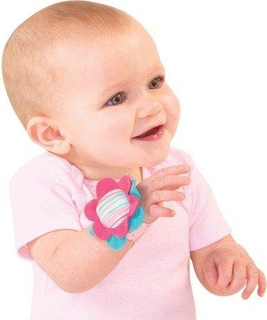 Dumel (BS 8975): Grzechotka Na Rączkę - Pink