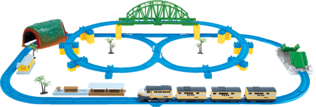 Dumel (D011C) Bridge Train Set Deluxe / D4 D011C