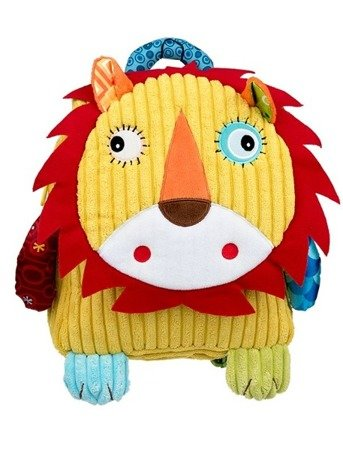 Dumel Plecak lew przedszkolno wycieczkowy