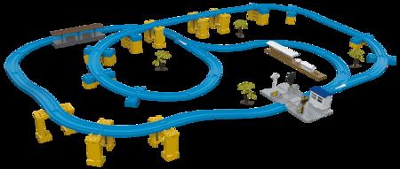 Dumel (DU20399): Railroad Expansion Accessory Set / S1 2011E