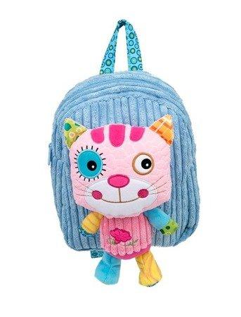 Dumel  Plecak kot  przedszkolno wycieczkowy