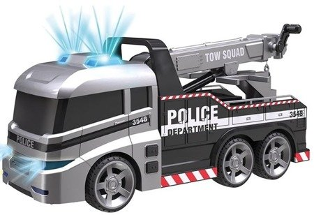 Dumel Pojazd Flota Miejska: Ciężarówka Policyjna