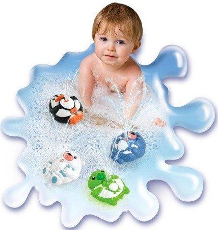 Dumel Tryskające Zwierzątka zabawki do kąpieli