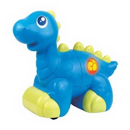 Dumel Wędrujący Dino - niebieski i zielony