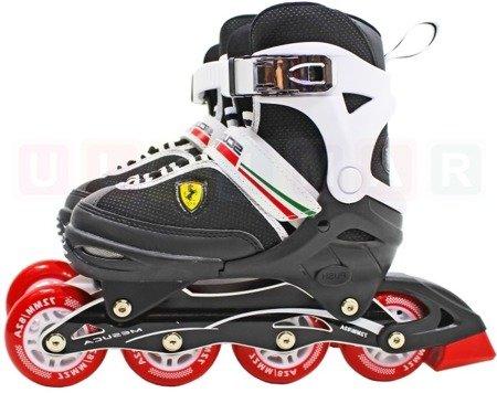 Ferrari: Rolki regulowane, 3 kolory
