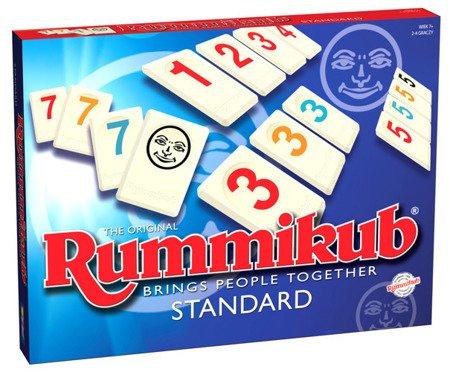 Gra: Rummikub standard
