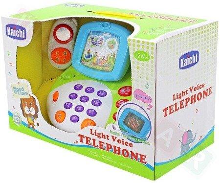 Interaktywny Telefon Edukacyjny Nauka Cyferek