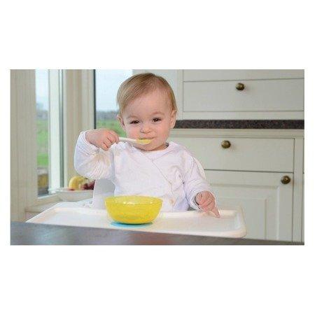 Kidsme: Miska z przyssawką błękitna