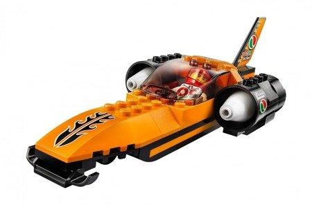 LEGO City Wyścigowy samochód