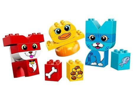 LEGO Duplo Moje pierwsze zwierzątka