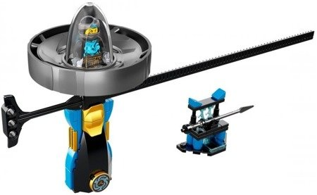 LEGO NINJAGO 70634 Nya - mistrzyni Spinjitzu