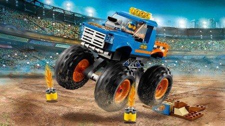 Lego City (60180): Monster Truck