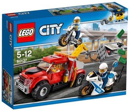 Lego City Eskorta Policyjna