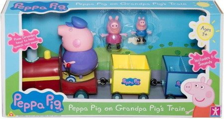 Peppa PEP05034 Pociąg Peppy