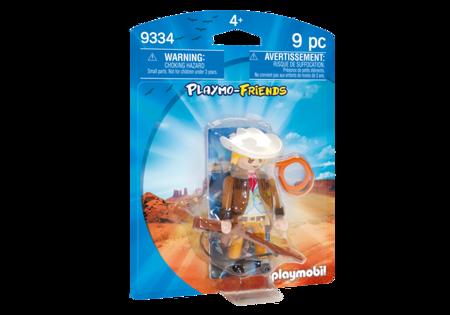 Playmobil Figurka Szeryf z akcesoriami