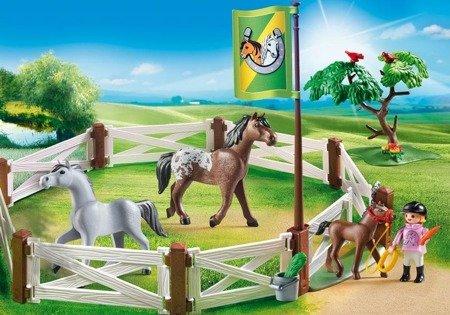 Playmobil Wybieg dla konia