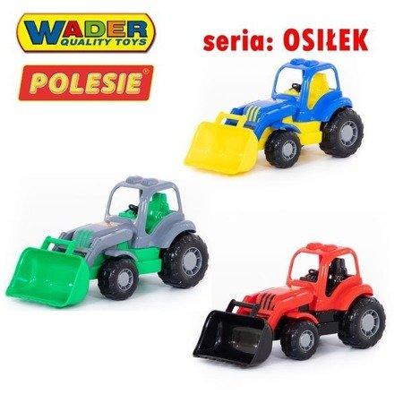 Polesie 44549 'Osiłek', traktor-ładowarka