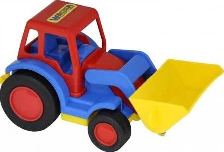 "Polesie Wader (37626): Traktor ładowarka ""Basics"""
