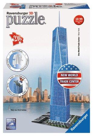 Ravensburger (RAP125623): World Trade Center 216 el.