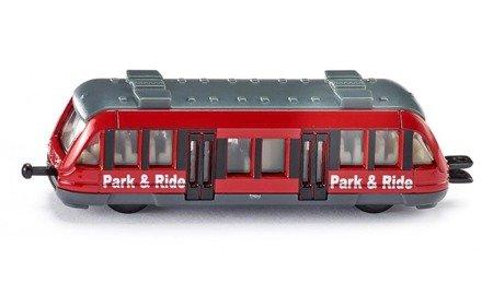 Siku (1013): Pociąg lokalny