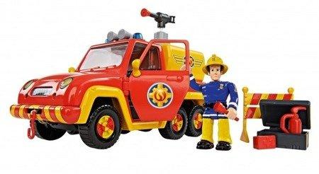 Simba: Wóz strażacki: Strażak Sam pojazd Venus z figurką