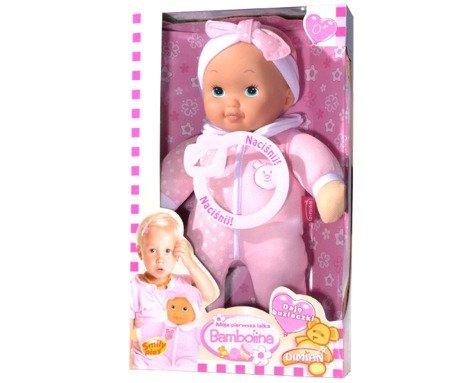 Smily Play (FB373): Bambolina moja pierwsza lala