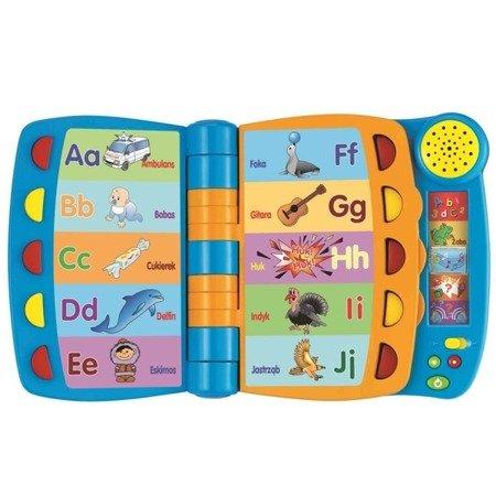 Smily Play Mówiąca książeczka edukacyjna
