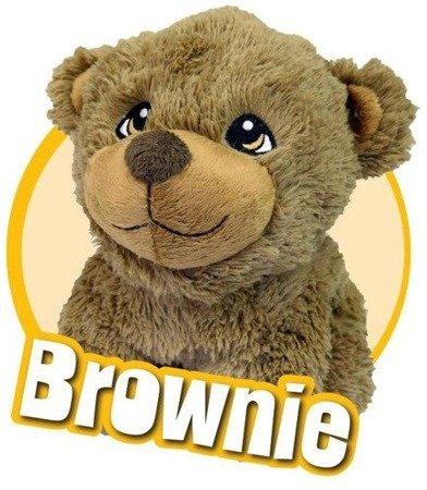 Snuggiez Maskotka Miś Brownie pluszak na rękę