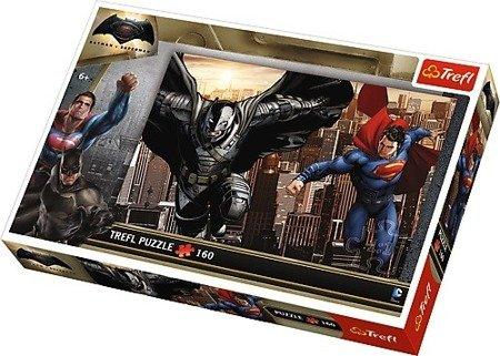 Trefl (15332): Puzzle 160 el. - Batman v Superman