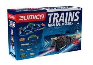 Dumica: Kolejka High Speed Train Set Deluxe zestaw D3