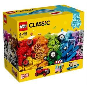 LEGO Klocki na kółkach