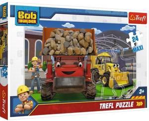 Trefl 14246: Puzzle 24 Maxi: Bob Budowniczy: Damy radę!